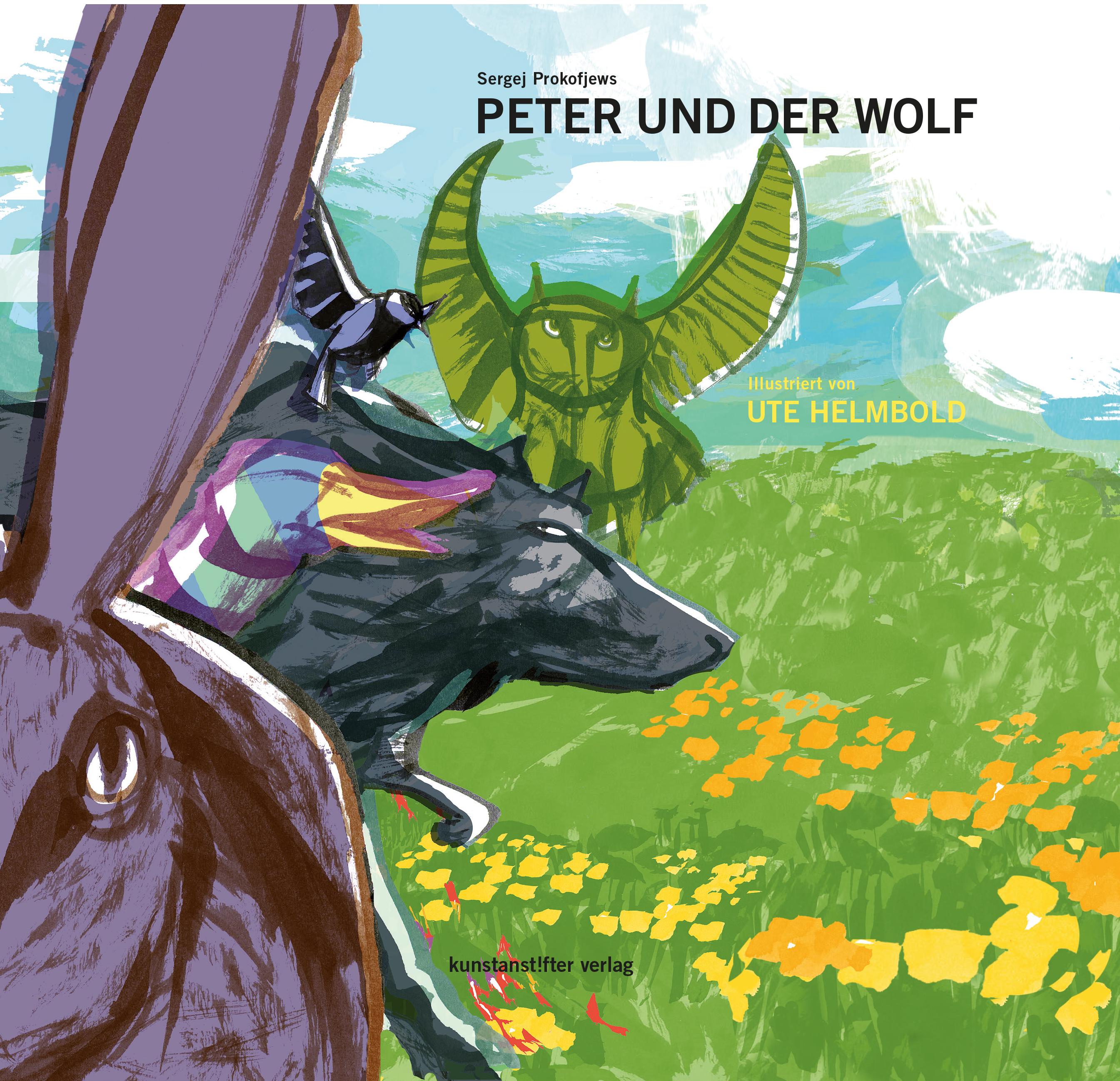 peter and the wolf kunstanstifter en. Black Bedroom Furniture Sets. Home Design Ideas